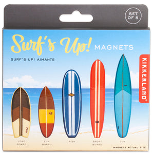 Ensemble aimants - Planches de surf