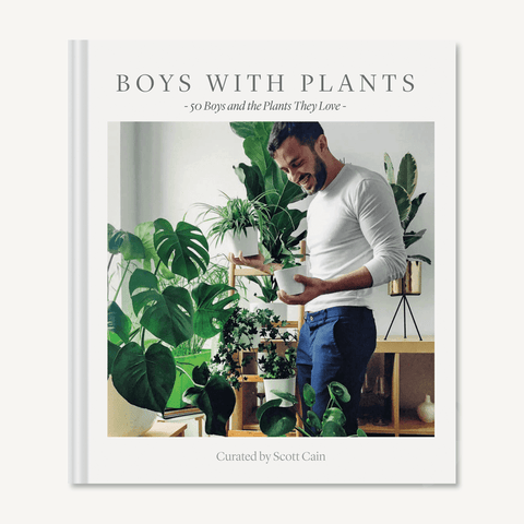 Livre - Boys with plants