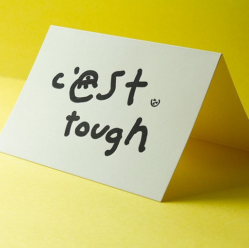 Carte - C'est tough