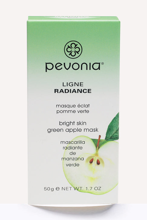 PEVONIA | Bright Skin Green Apple Mask 50ml