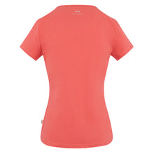 "Laden Sie das Bild in den Galerie-Viewer, HV Polo Society Shirt ""Pascale"" Baumwolle Jersey Coral"