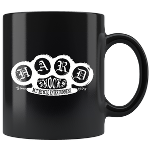 Hard Knocks Moto Coffee Mug