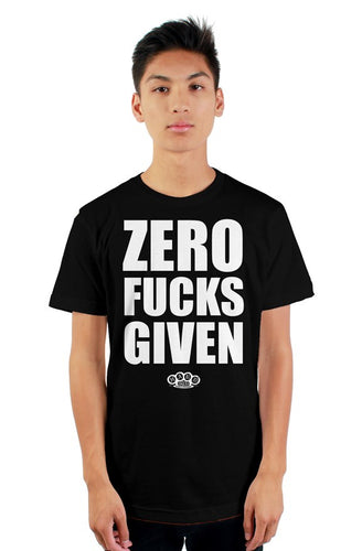 hard knocks moto ZERO tee