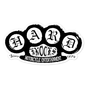 Hard Knocks Moto Vinyl Decals