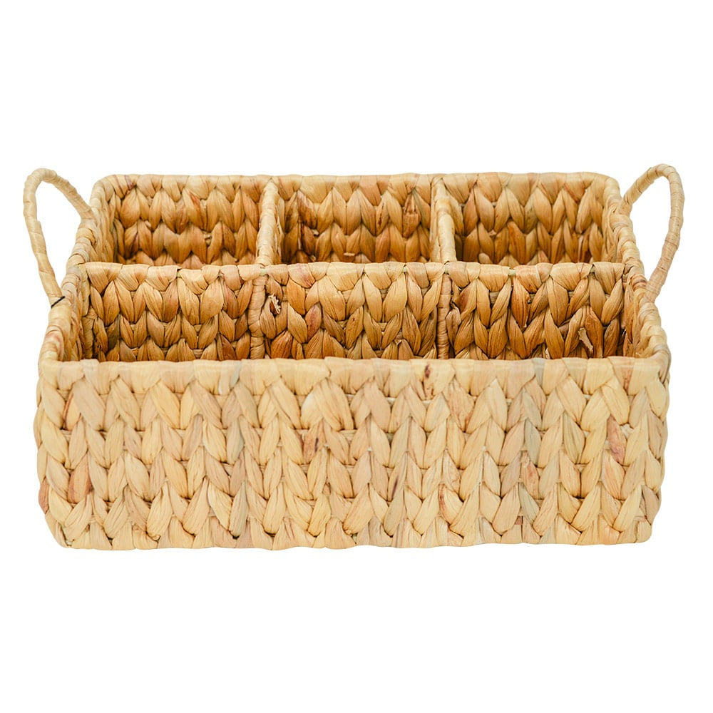 Picnic Caddy – Water Hyacinth