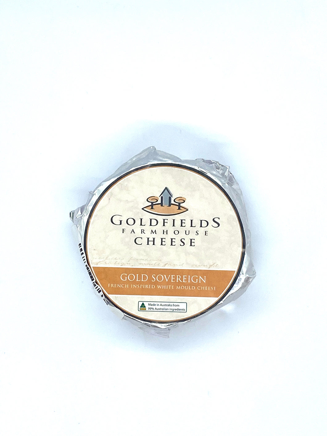 Gold Sovereign (Camembert)