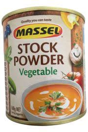 Stock powder