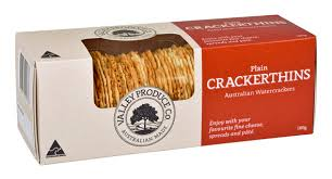 VPC Crackerthins - Plain 100g