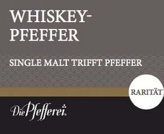 Whiskey Pfeffer