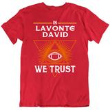 Lavonte David We Trust Tampa Bay Football Fan T Shirt
