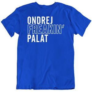Ondrej Palat Freakin Tampa Bay Hockey Fan T Shirt