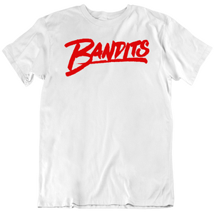 Tampa Bay Bandits Usfl 80s Retro Football V2 T Shirt
