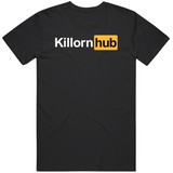 Alex Killorn KillornHub Funny Parody Tampa Bay Hockey Fan T Shirt