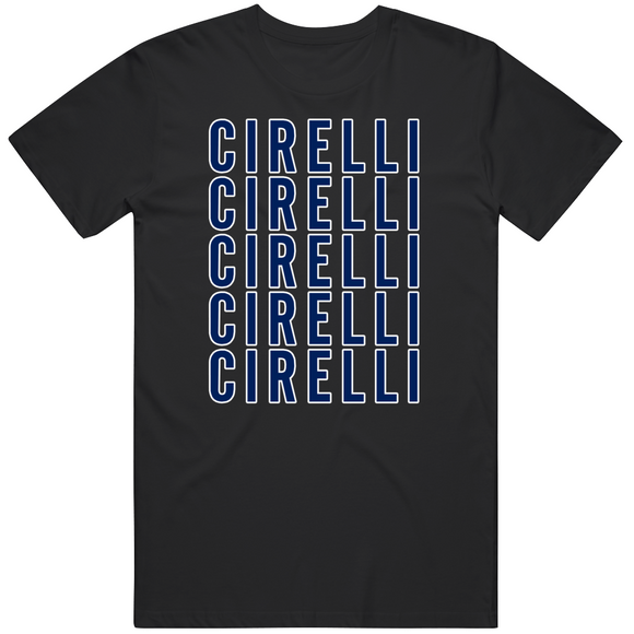 Alex Cirelli X5 Tampa Bay Hockey Fan V2 T Shirt