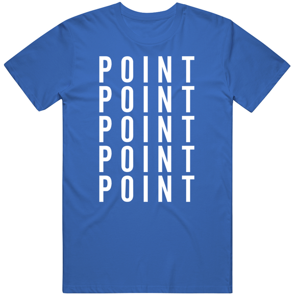 Brayden Point X5 Tampa Bay Hockey Fan T Shirt