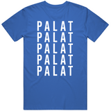 Ondrej Palat X5 Tampa Bay Hockey Fan T Shirt