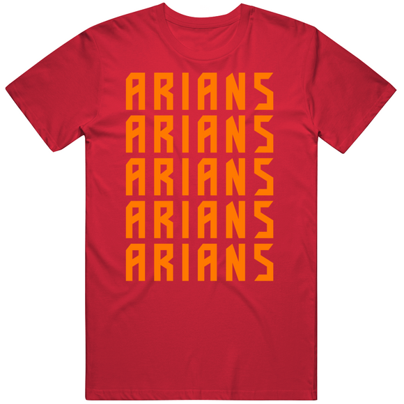Bruce Arians X5 Tampa Bay Football Fan T Shirt