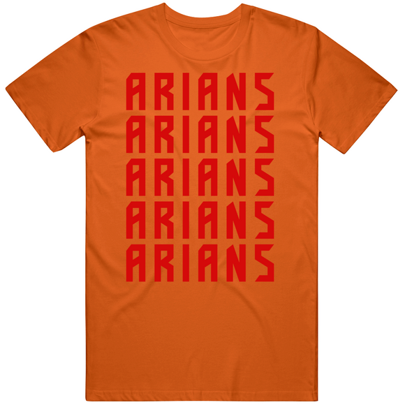 Bruce Arians X5 Tampa Bay Football Fan V2 T Shirt
