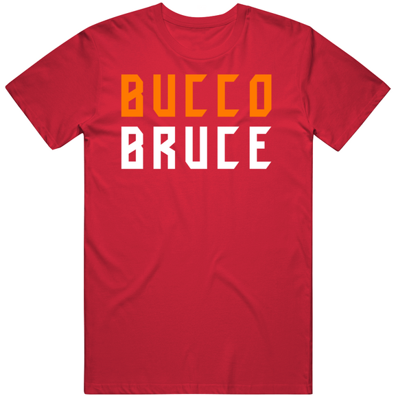 Bruce Arians Bucco Bruce Tampa Bay Football Fan T Shirt