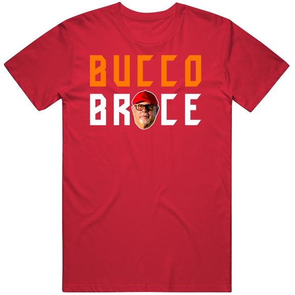Bruce Arians Bucco Bruce Tampa Bay Football Fan V2 T Shirt