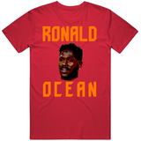 Antonio Brown Ronald Ocean Tampa Bay Football Fan T Shirt