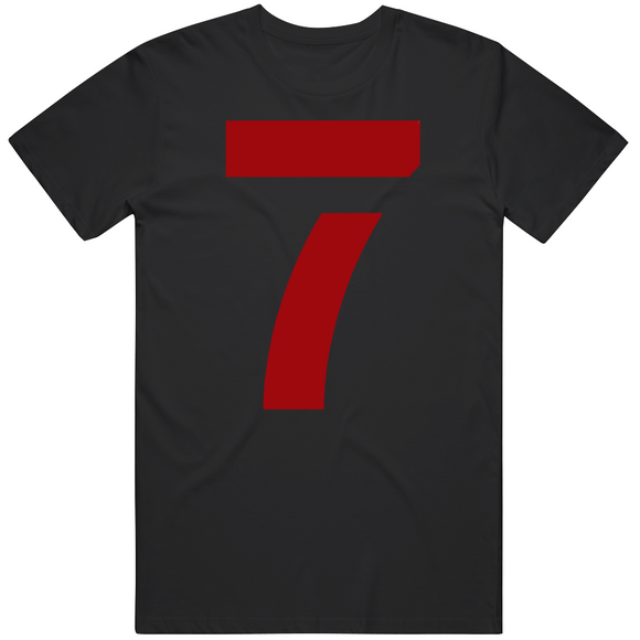 Tampa Brady Tom Brady Number 7 Football Fan T Shirt