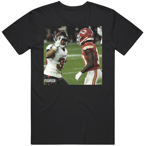 Antoine Winfield Jr Deuces Tampa Bay Football Fan T Shirt
