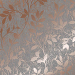 Superfresco 'Milan' Modern Abstract Wallpaper | Graham & Brown |106402 Trail Rose Gold - Wallpaper Mart