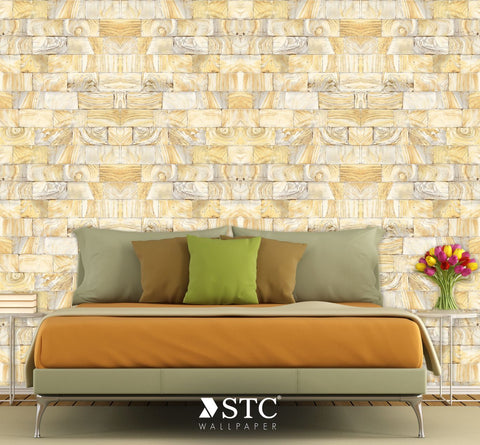 Priceless Contemporary & Damask Wall covering  | PL211-14 - Wallpaper Mart