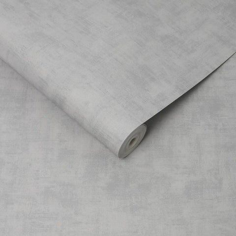 Superfresco 'Milan' Modern Wallpaper | Graham & Brown |106528 Suede Texture Grey - Wallpaper Mart
