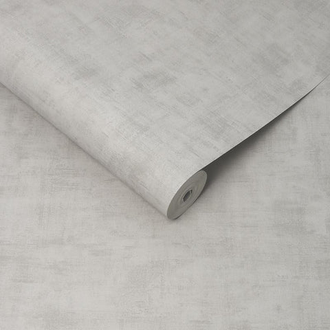 Superfresco 'Milan' Modern Abstract Wallpaper | Graham & Brown |106529 Suede Texture Grey - Wallpaper Mart