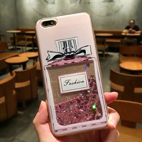 Glittering iPhone Case