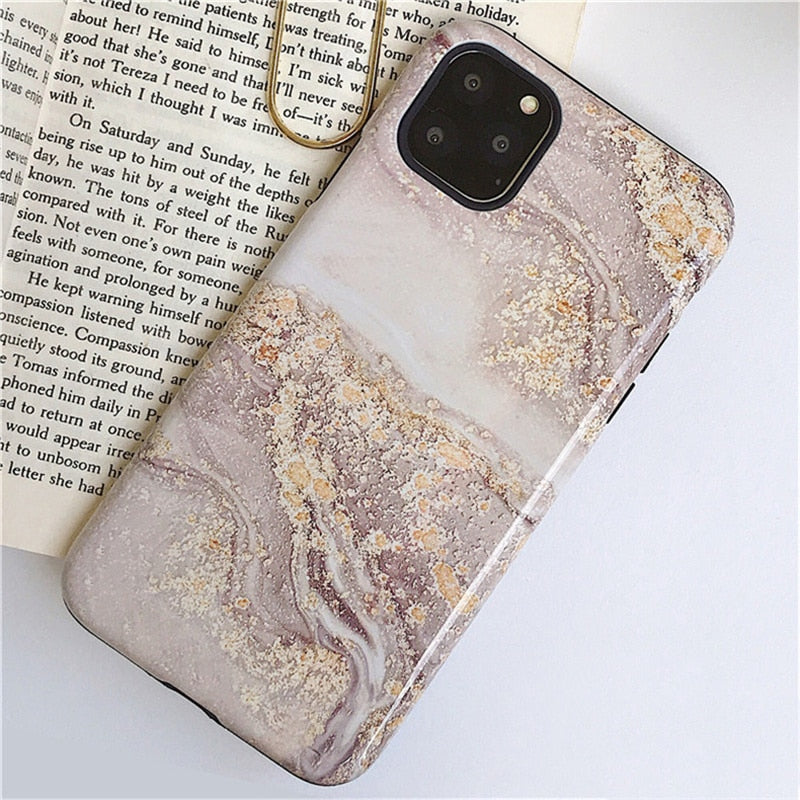 Desert Dust iPhone Case