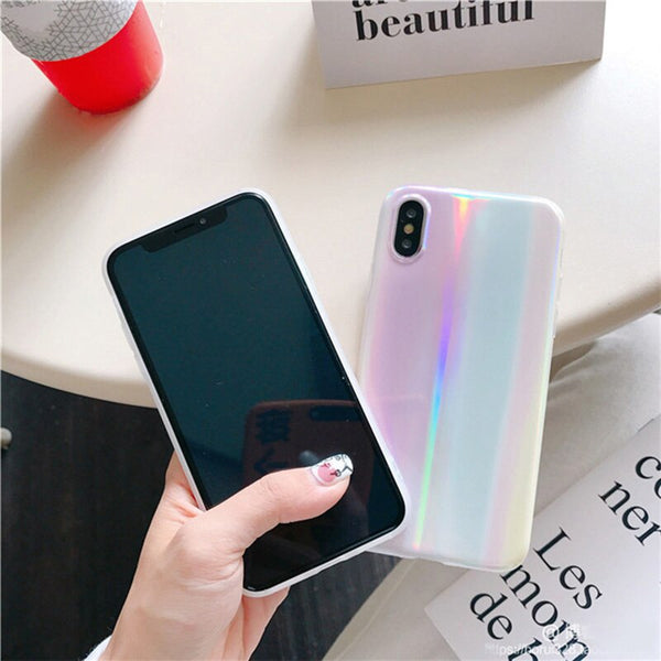 Laser iPhone Case