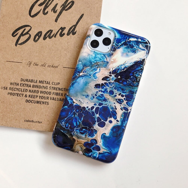 Deep Ocean iPhone Case