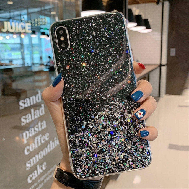 Stardust iPhone Case