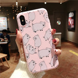 Piggy Silicone iPhone Case