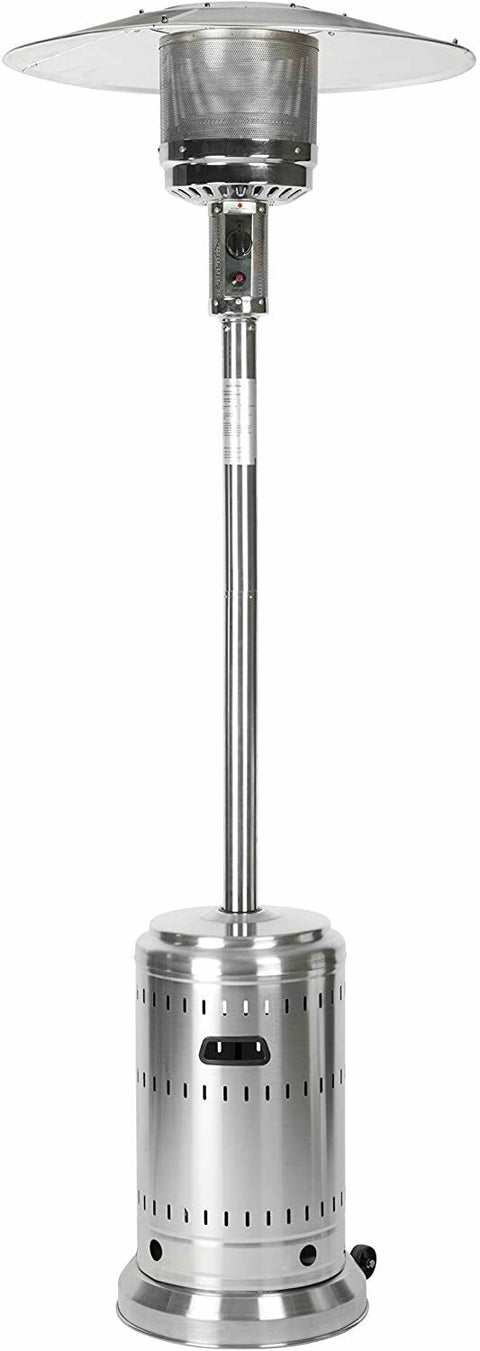 AmazonBasics Commercial, Propane 46,000 BTU Outdoor Patio Heater