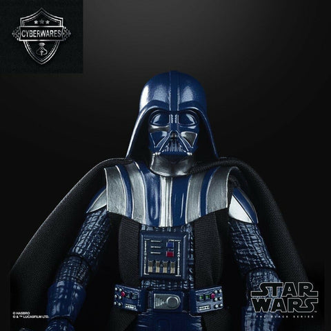 STAR WARS Black Series 40th CARBONIZED DARTH VADER - MINT IN BOX (MIB) PRE-ORDER