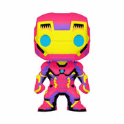 Funko POP! Iron Man Blacklight #649 Marvel  BRAND NEW  IN STOCK
