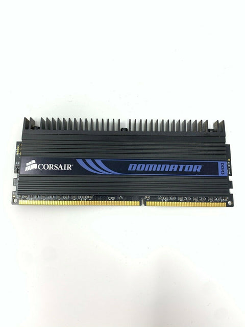 CORSAIR Dominator 12GB (3x4GB) DDR3-1600 PC3-12800 240-Pin Gaming PC Memory