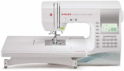 Singer 9960 Quantum Stylist Electronic Portable Sewing Machine FREE SHIPPING