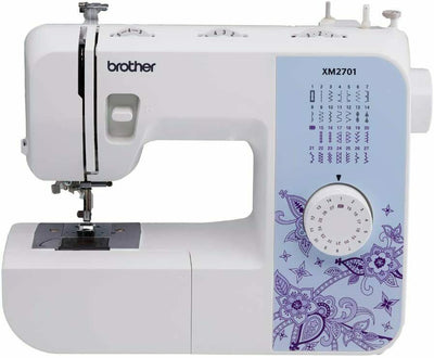 Brother XM2701 27-Stitch Lightweight Sewing Machine Brand NewFree Shipping