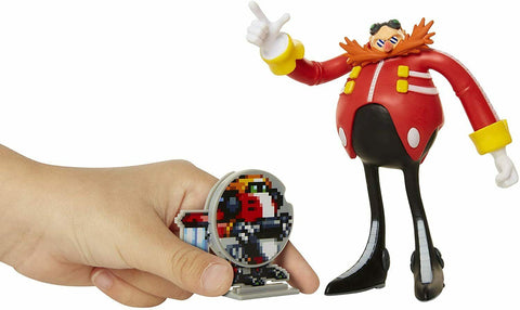 Dr Eggman Sonic The Hedgehog Basic Series Jakks Pacific