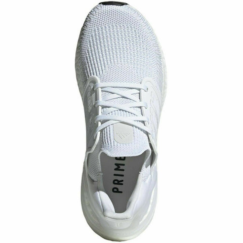 Adidas Women's Ultra Boost 20 Shoes - NEW IN BOX - WHITE-  Size 11.5M, EG0713