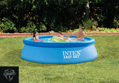 Intex 10ft X 30in Easy Set Above Ground Pool w/ Pump 28121EH FREE SHIPPING