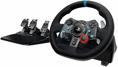 Logitech Driving Force G29  Racing Wheel PC PS3 PS4 PLAYSTATION 4 PLAYSTATION 3