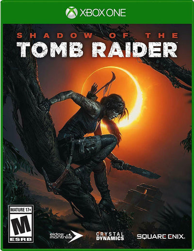 Shadow of The Tomb Raider: Xbox One [Brand New]