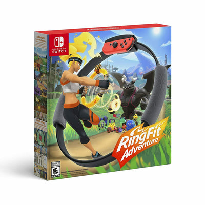 Ring Fit Adventure -- Standard Edition (Nintendo Switch, 2019) BRAND NEW