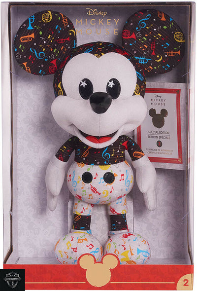 Band Concert Mickey Disney Year of The Mouse Collector Plush
